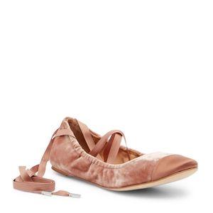 Sigerson Morrison Charlotte Ballet Flats